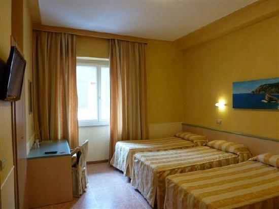 Hotel Corallo : QUADRUPLA