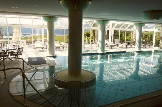 Aghadoe Heights Hotel & Spa : Hotel Pool