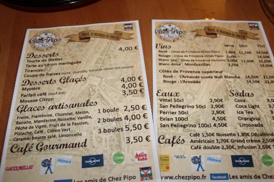 Restaurant A Boulay Moselle Chez Pipo