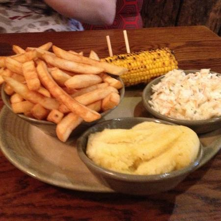 Nando's - Slough: Our Sides