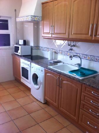 Giramar Apartments: cuisine