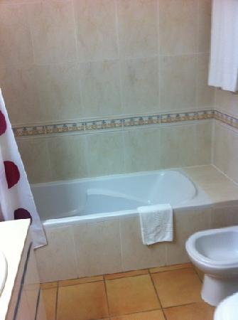 Giramar Apartments: toilette