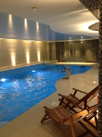 New Pool Area Picture Of The Headland Hotel Spa Newquay Newquay Tripadvisor