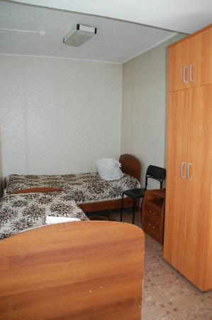 Barguzin : Room with two separate beds