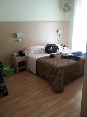 Hotel Gambrinus Mare: camera family