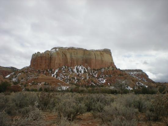 Ghost Ranch Education & Retreat Center : Beautiful Mesa