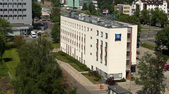 Ibis Budget Krakow Bronowice: IBIS Budget (formerly ETAP) Hotel seen from Novotel