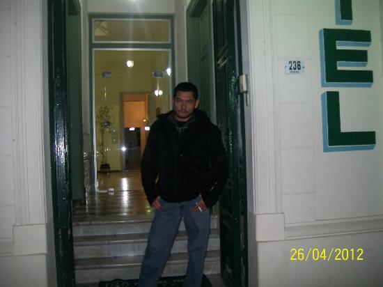 Hotel ROMI : En las afueras del hotel
