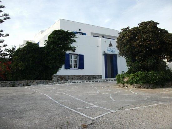 New Aeolos Hotel: Exterior