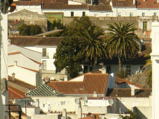 Casa Manolo : Tetti ad Aracena