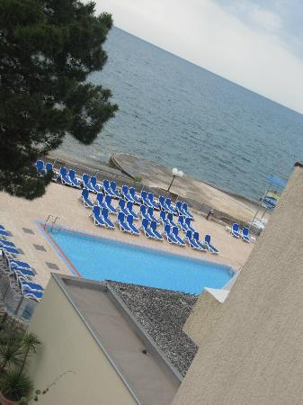 Hotel Sol Sipar: View from the room