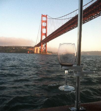 San Francisco Bay Boat Cruises/Wine Tasting on the Bay