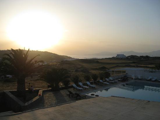 Hotel Marianna: Balcony view