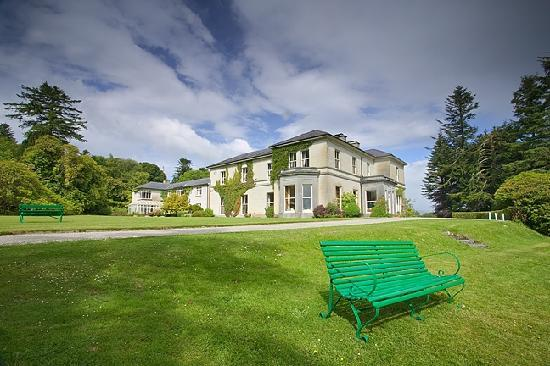 Oughterard, İrlanda: Currarevagh House