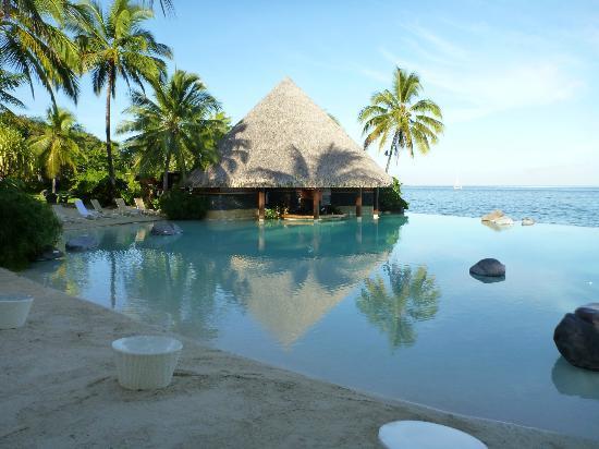 InterContinental Tahiti Resort & Spa: Second pool