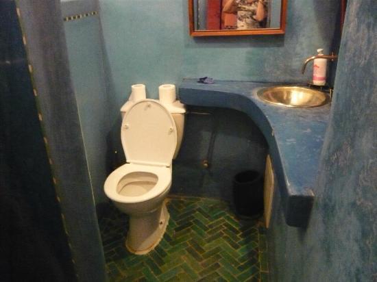 Dar Ihssane: Toilettes