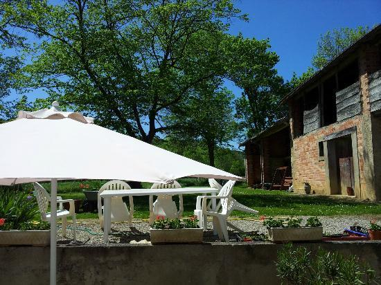 Domaine Thomson: View from the terrace