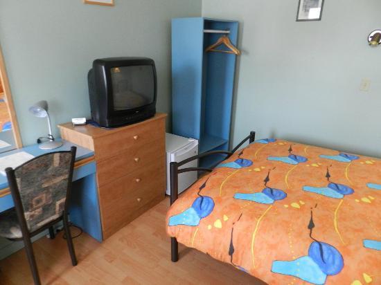 Motel le Marquis : Chambre 6