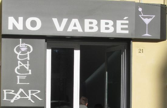 NO VABBE' LOUNGE BAr