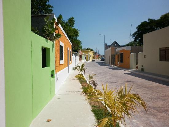 Casa Peon: la nueva calle  12