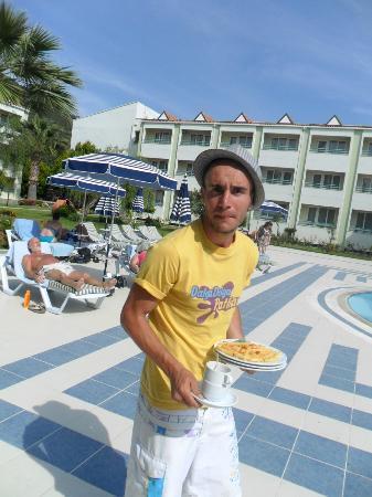 Luana Hotels Santa Maria: Fu-Fu!!