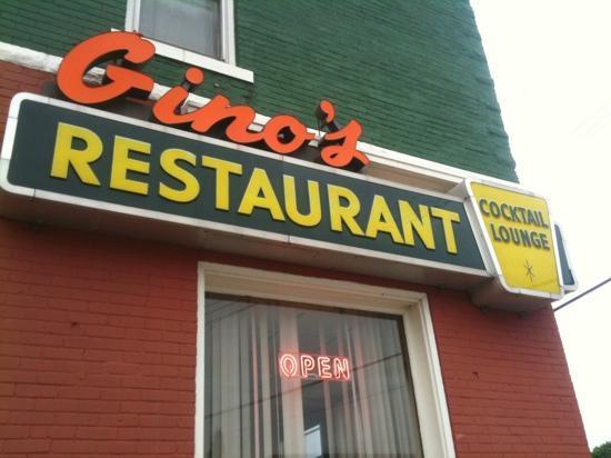 Ginos Restaurant Closed