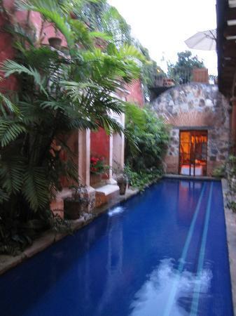 Posada Del Angel: Pool