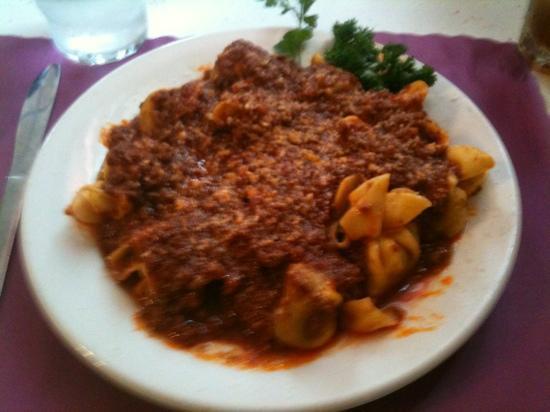 Ginos Restaurant: Porcini Mushroom Saccitini