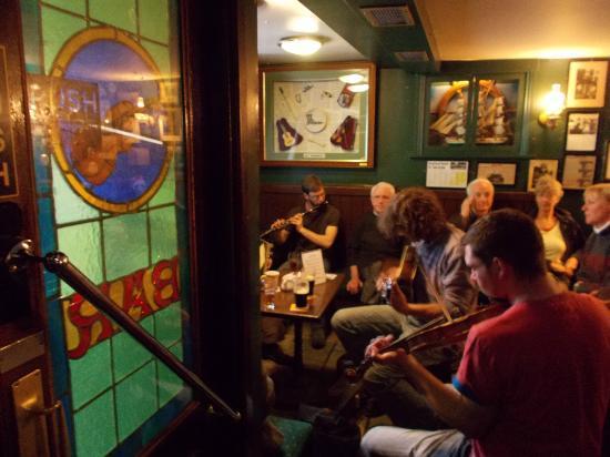 Taaffes Pub: Sessions