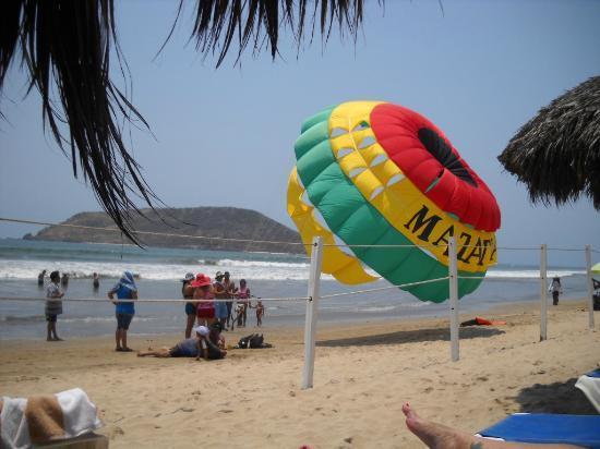 El Cid El Moro Beach Hotel: The Beach