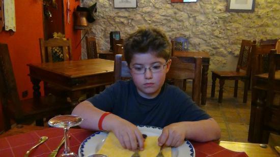 The Witches Inn - Relais Restaurant: Restaurant at La Locanda
