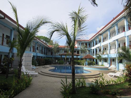Marina Loft Apart-Hotel : Hotel entrance