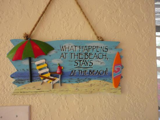 Inn on the Beach: Cottage