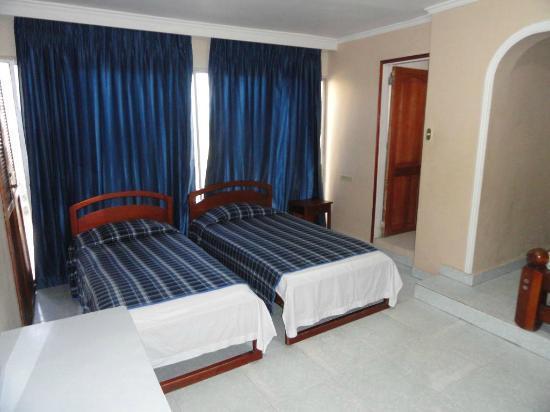Hotel Toledo: Habitación
