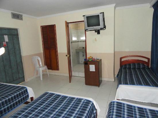 Hotel Toledo : Habitación