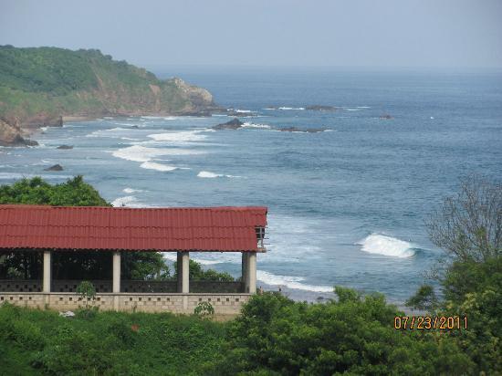 Posada Arigalan: My stunning/healing view