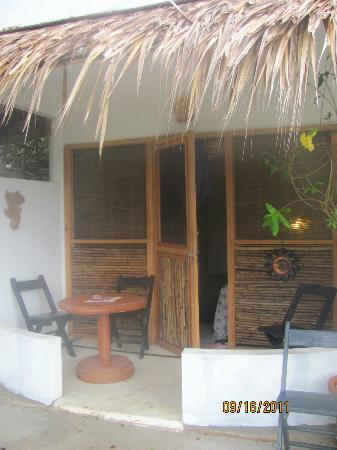 Hotel Posada Arigalan: My lovely cabin