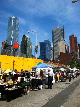 The Annex / Hell's Kitchen Flea Market: Hell's Kitchen Flea Market