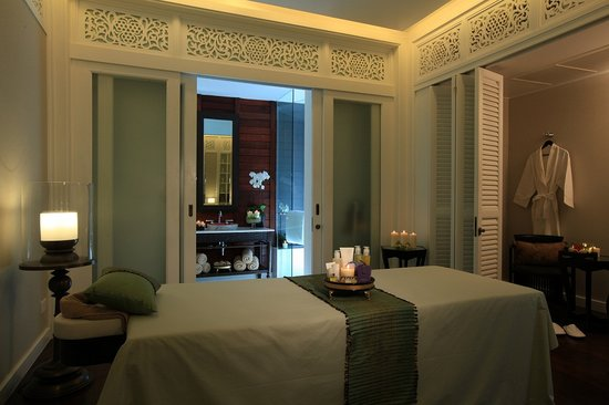 137 Pillars House: Spa Treatment Room