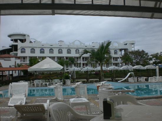 Hotel Los Recuerdos: Plano general