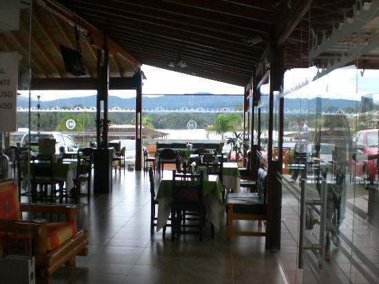 Hotel Los Recuerdos: Otro lado del restaurante
