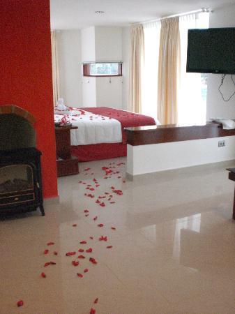 Hotel Los Recuerdos: Decoración