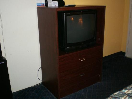 Howard Johnson Inn Rock Hill: TV