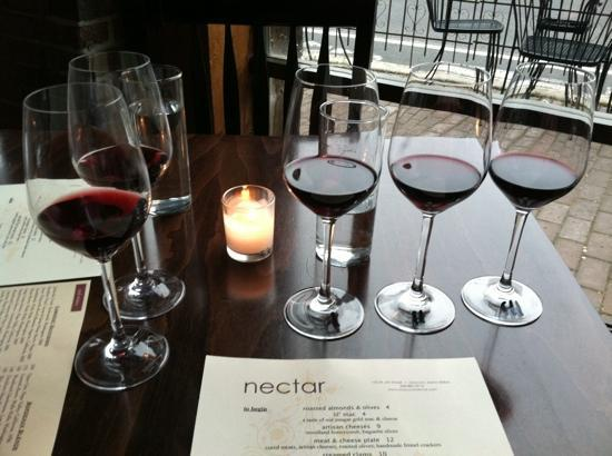 Nectar Restaurant and Wine: a flat