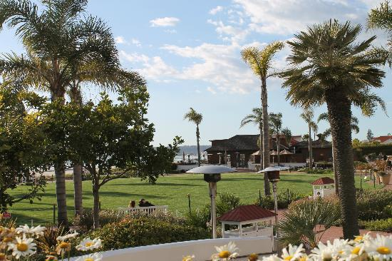 Hotel del Coronado: Lovely Grounds