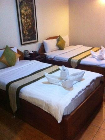 Aqua Boutique Guesthouse: Comfortable beds