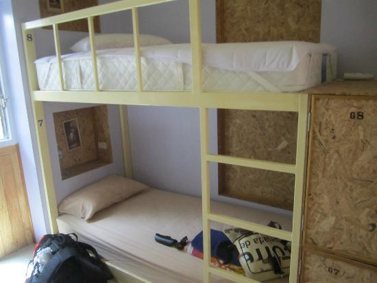 Khun Ying House: My bunk
