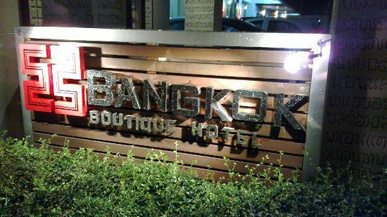 Bangkok Boutique Hotel: bhh