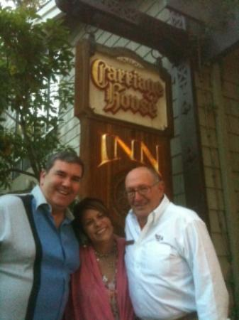 Good times at the Carriage House Inn