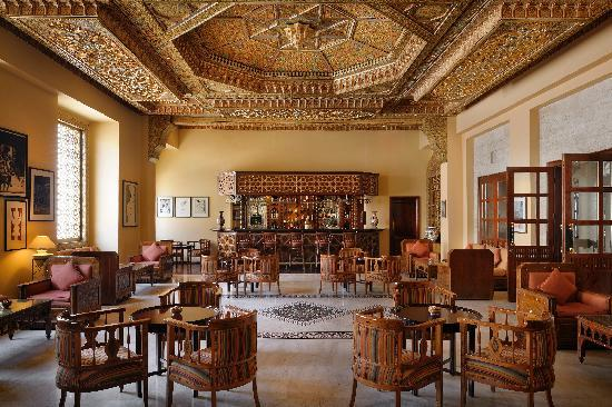 Movenpick Resort Petra : Bar